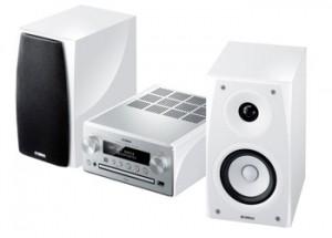 Минисистема Hi-Fi Yamaha MCR-N560 White/Piano White