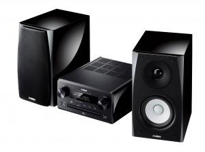 Минисистема Hi-Fi Yamaha MCR-N560 Black/Piano Black