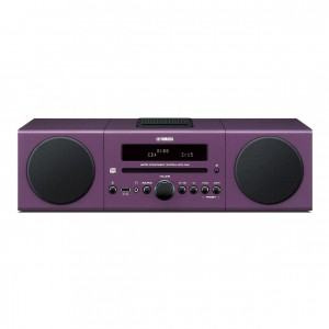 Минисистема Hi-Fi Yamaha MCR-042 Purple