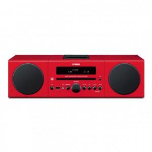 Минисистема Hi-Fi Yamaha MCR-042 Red