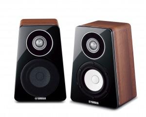 Полочная акустика Yamaha NS-B500 Brown