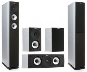 Комплект акустики Jamo S 626 HCS White Ash