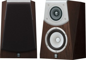 Полочная акустика Yamaha SOAVO-900M Dark Brown