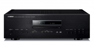 CD-проигрыватель Yamaha CD-S3000 Black/Piano Black