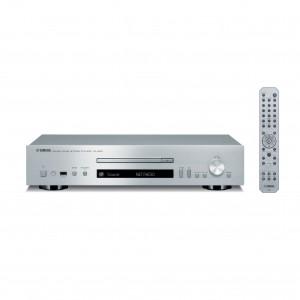 Cетевой CD-проигрыватель Yamaha CD-N500 Silver