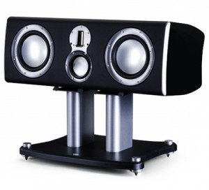 Monitor Audio Platinum PLC350 Black Gloss