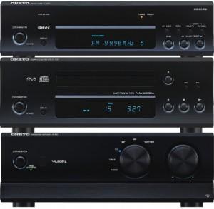 Минисистема Hi-Fi Onkyo Liverpool A-933/T-433/C-733