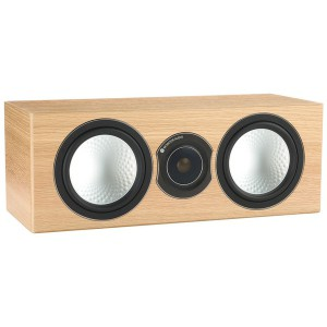Monitor Audio Silver Centre Natural Oak