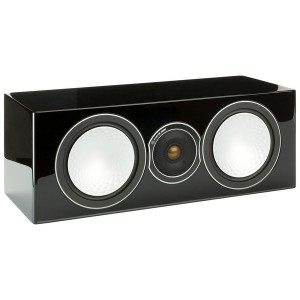 Monitor Audio Silver Centre Hight Gloss Black
