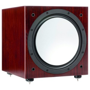 Сабвуфер Monitor audio silver W12 Rosenut