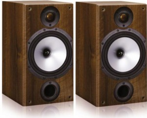 Полочная акустика Monitor Audio MR2 Walnut