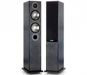 Напольная акустика Monitor Audio Bronze 5 Black Ash