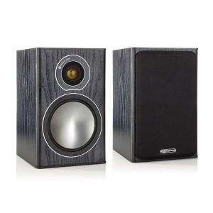 Полочная акустика Monitor Audio Bronze 1 Black Ash