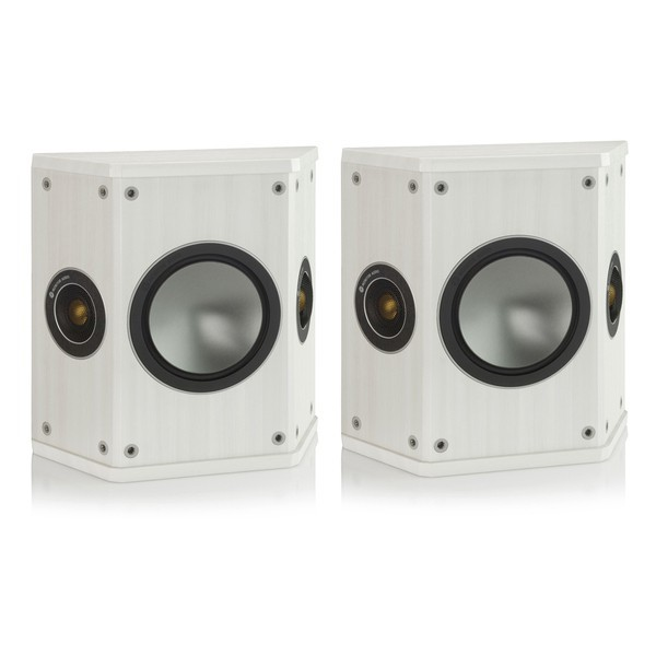 Monitor Audio Bronze FX White Ash -