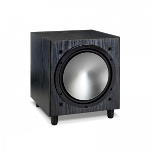 Сабвуфер Monitor Audio Bronze W10 Black Ash