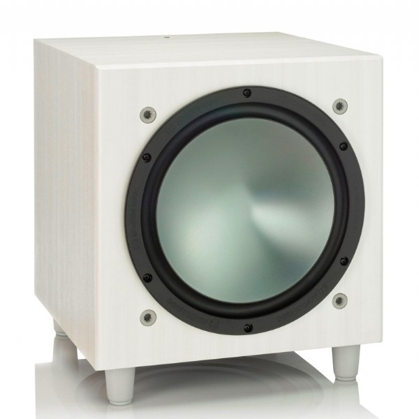 Сабвуфер Monitor Audio Bronze W10 White Ash -