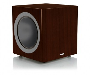 Сабвуфер Monitor Audio Radius 390 Walnut