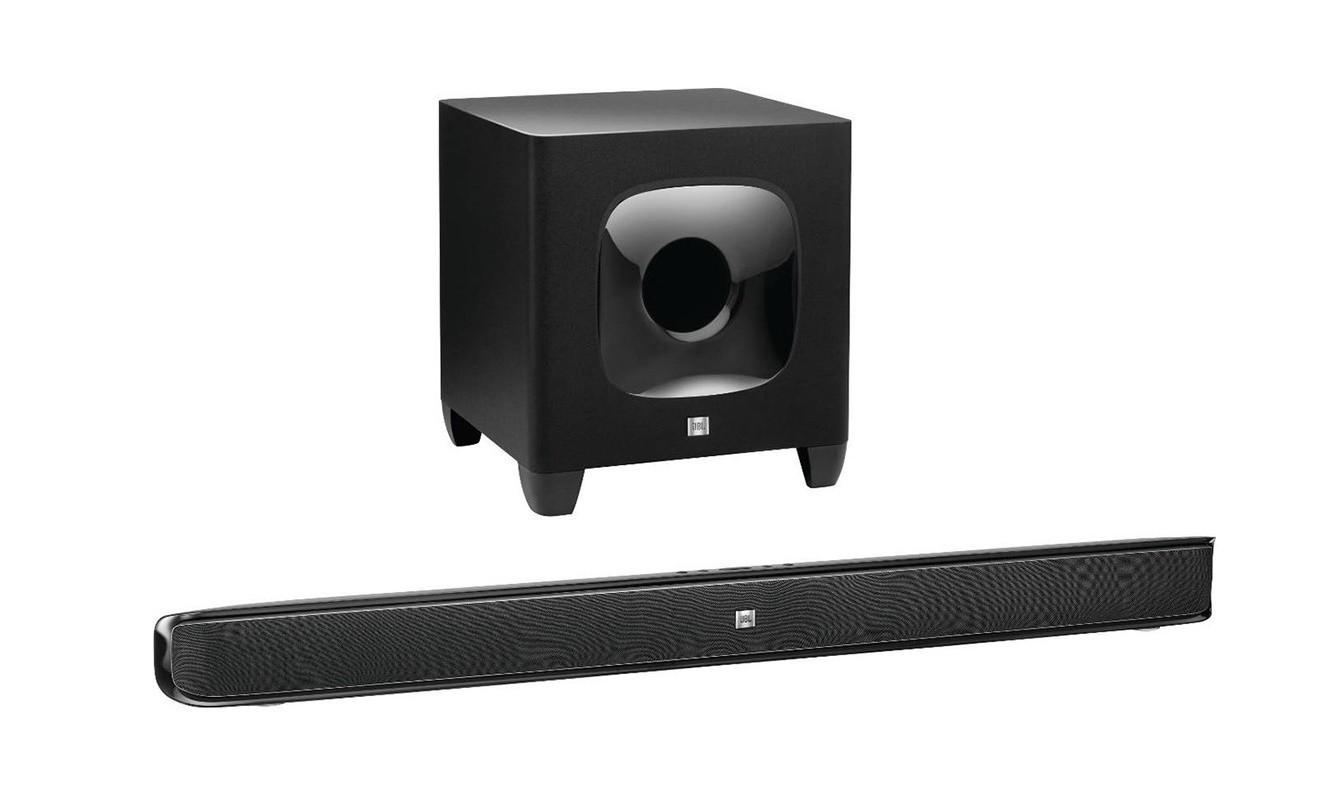 Звуковой проектор JBL Cinema SB400 -