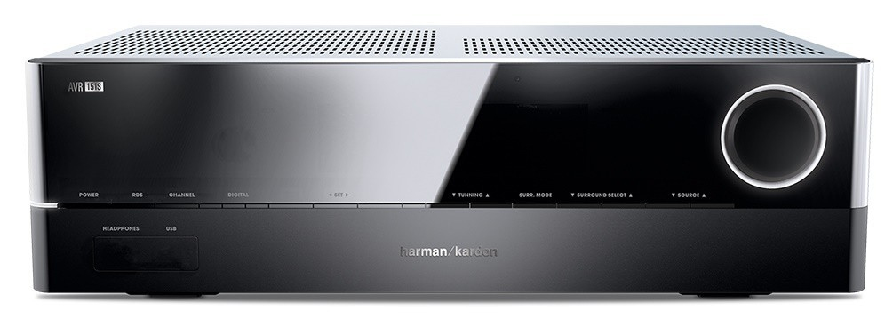 АВ ресивер Harman Kardon AVR 151S -