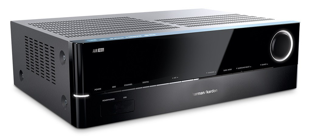 AV ресивер Harman Kardon AVR 161S -
