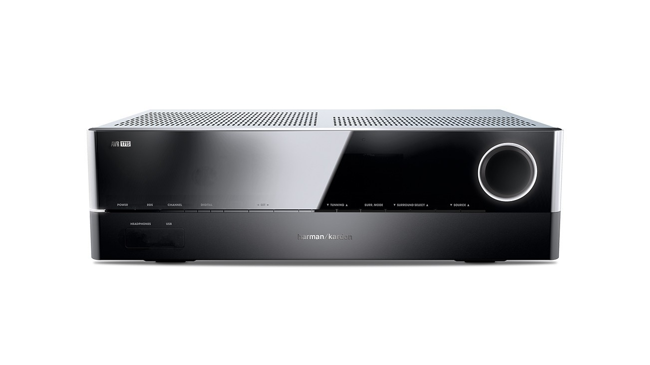 АВ ресивер Harman Kardon AVR 171S -