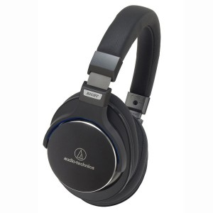 Наушники Audio-Technica ATH-MSR7 Black