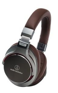 Наушники Audio-Technica ATH-MSR7 Brown -