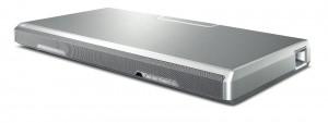 Звуковой проектор Yamaha SRT-1500 Silver