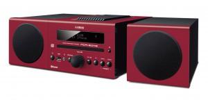 Минисистема Yamaha MCR-B043 Red