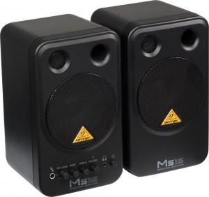 Студийные мониторы BEHRINGER MS16