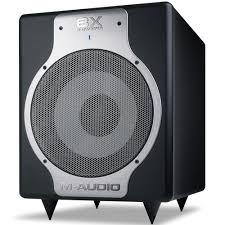 Студийный активный сабвуфер M-Audio BX SUB