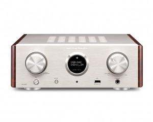 Стерео усилитель с ЦАП: Marantz HD-AMP 1 Silver Gold
