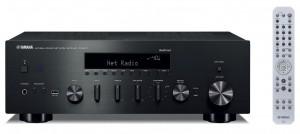 Сетевой HiFi-ресивер Yamaha R-N602 Black