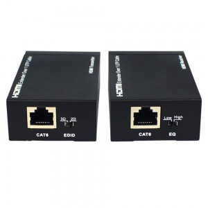 HDMI передатчик до 50м по витой паре 1080p HDMI Extender Transmitter CAT5E/CAT6