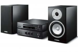 Hi-fi система Yamaha MCR-N670 Black