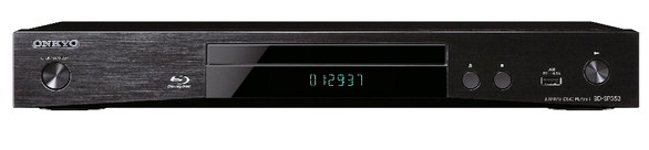 Blu-ray проигрыватель Onkyo BD-SP353 Black -