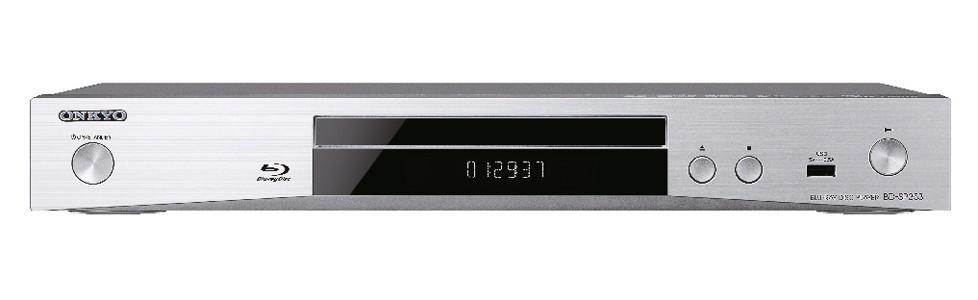 Blu-ray проигрыватель Onkyo BD-SP353 Silver -