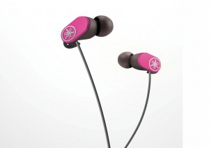 Наушники Yamaha EPH-22 Pink