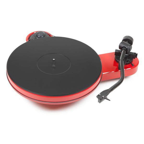 Виниловый проигрыватель Pro-Ject RPM 3 Carbon (2M-Silver) - Red -