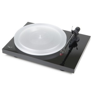 Виниловый проигрыватель Pro-Ject Debut Carbon SB DC Esprit (2M-Red)  - Piano Black