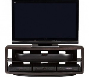 Тумба под телевизор BDI Valera 9729 espresso oak