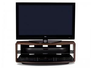 Тумба под телевизор BDI Valera 9729 choc walnut