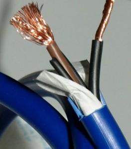 Акустический кабель MT-Power Aerial Speaker Wire 14/4 AWG (4х2,5 mm2)