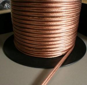 Акустический кабель Silent Wire LS 3, сечение 2 x 2,5 mm2