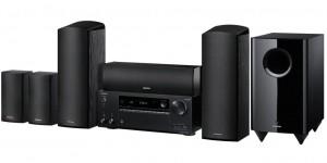 Комплект Onkyo HT-S7805 Black (AV ресивер + Акустика 5.1.2)