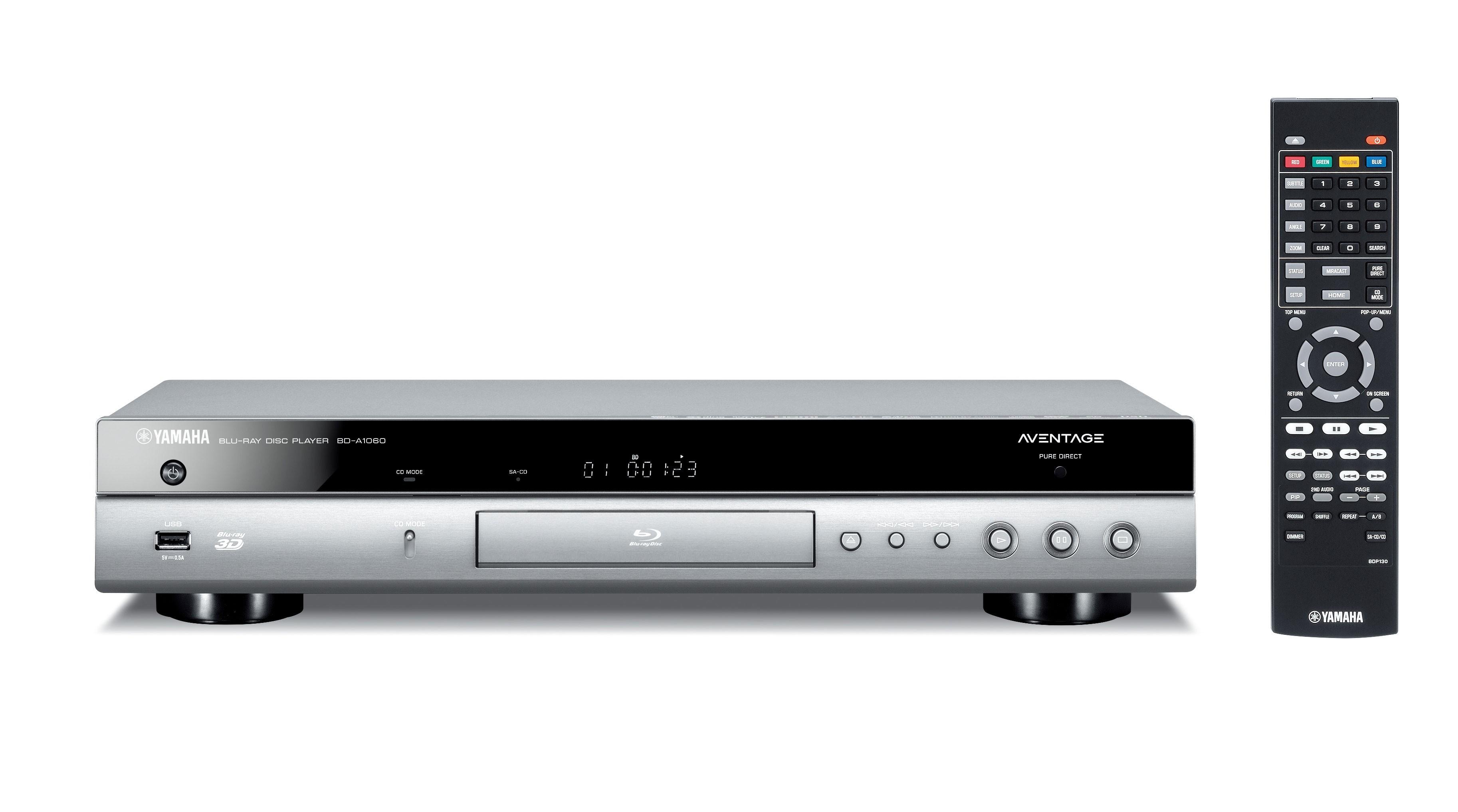 Blu-ray проигрыватель Yamaha BD-A1060 Titan -