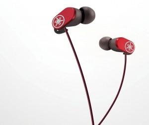 Наушники Yamaha EPH-52 Red
