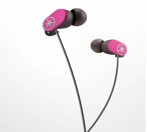 Наушники Yamaha EPH-R22 Pink