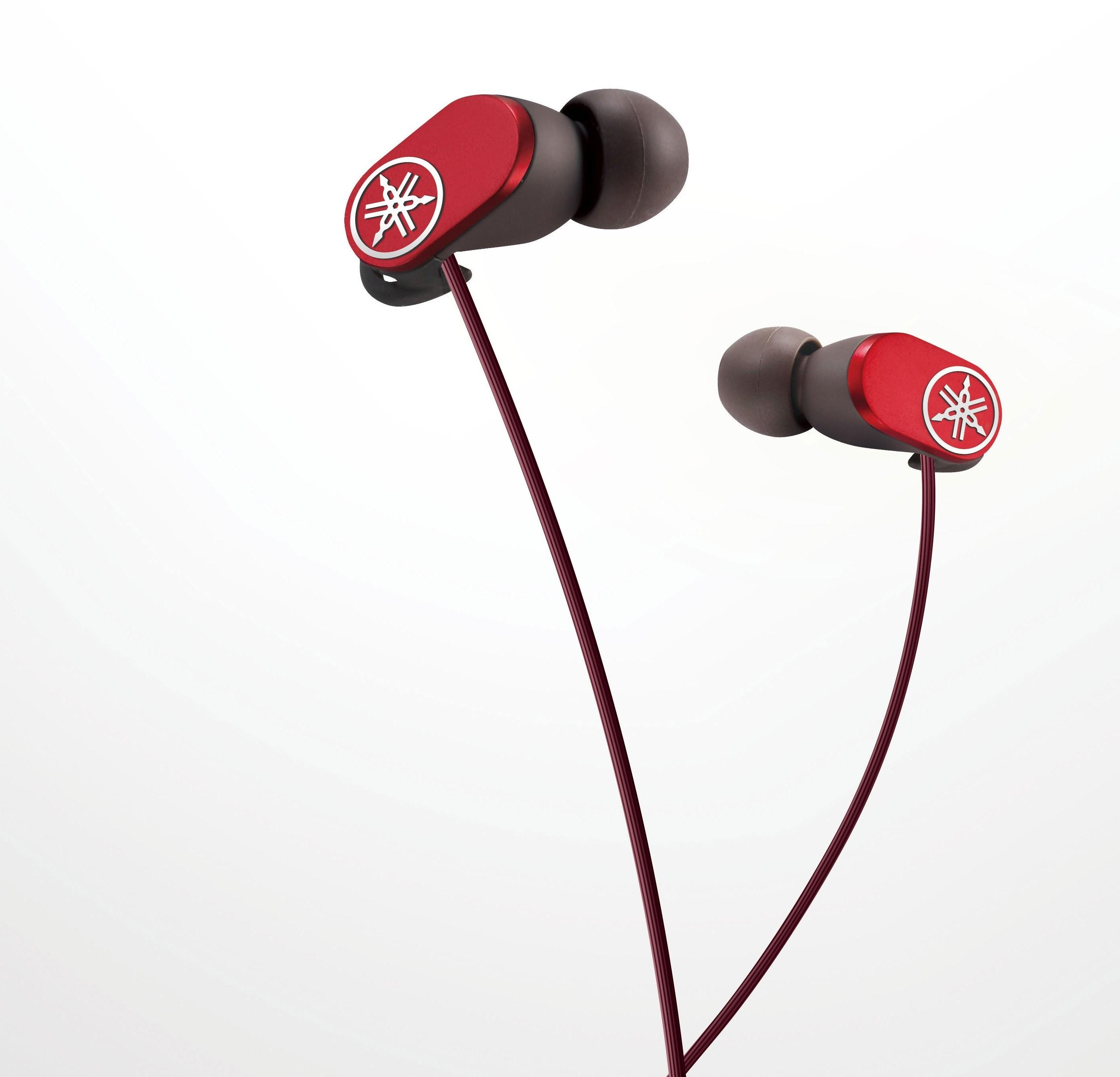 Наушники Yamaha EPH-R52 Red -