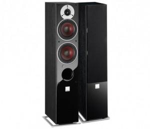 Активная напольная акустика DALI Zensor 5 AX Black